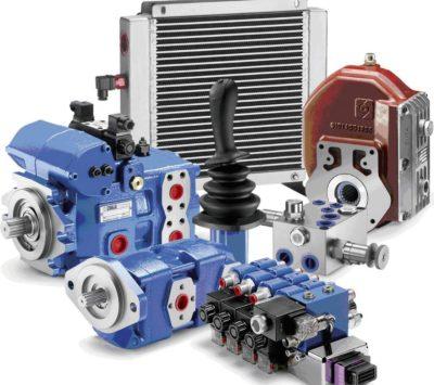 υδραυλικά συστήματα για τη βιομηχανία και τα οχήματα