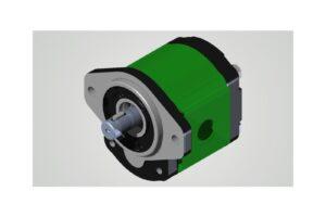 γραναζωτό μοτέρ - gear motor