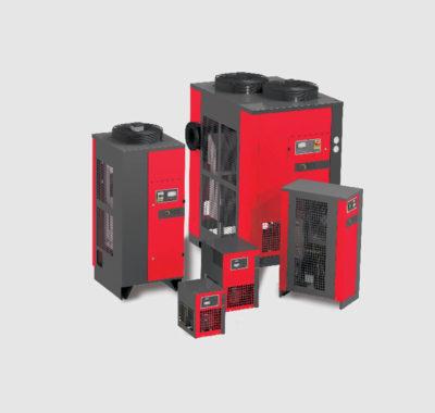 DRA. Kältetrockner. Refrigerated dryer - technomatic group